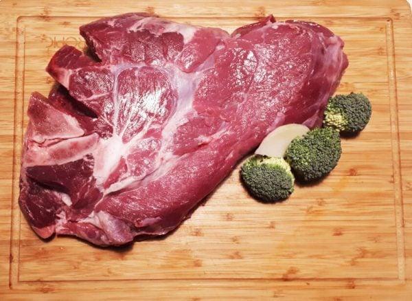 Peza carne O Sabor dos Ancares